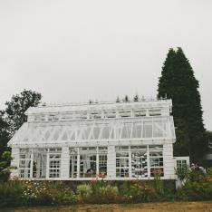 The Sweetest Greenhouse Wedding You've Ever Seen at Starling Lane Vineyard