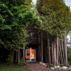 Why Your Next Birthday Trip Should Be to This Tiny Cabin in the Canadian Forest