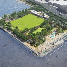 It's Finally Happening: Manhattan Is Getting Its First Beach