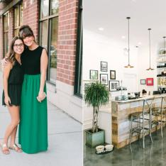 A Workshop Dinner Party At A Charming Chicago Boutique Hotel