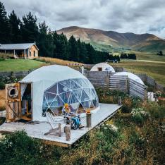 We Found Your New Favorite New Zealand Glamping Spot