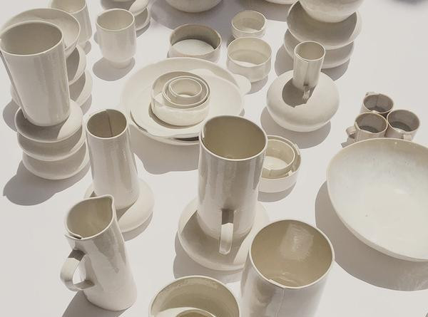 Ceramic Cup Making Workshop with Linda Fahey, October 7th