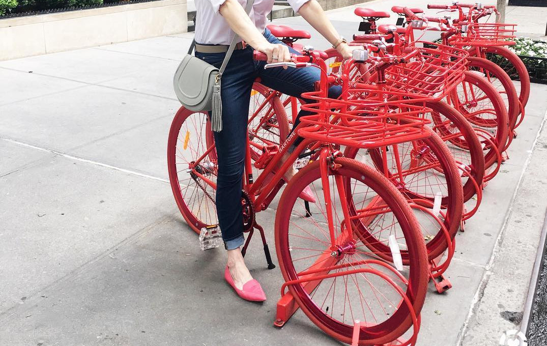 Red Hot 2017 Summer Season Bicycles
