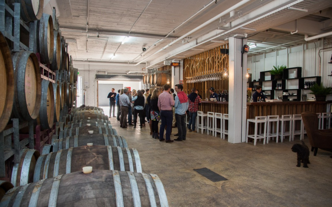 Blend-Your-Own-Wine Masterclass April 20, 2017