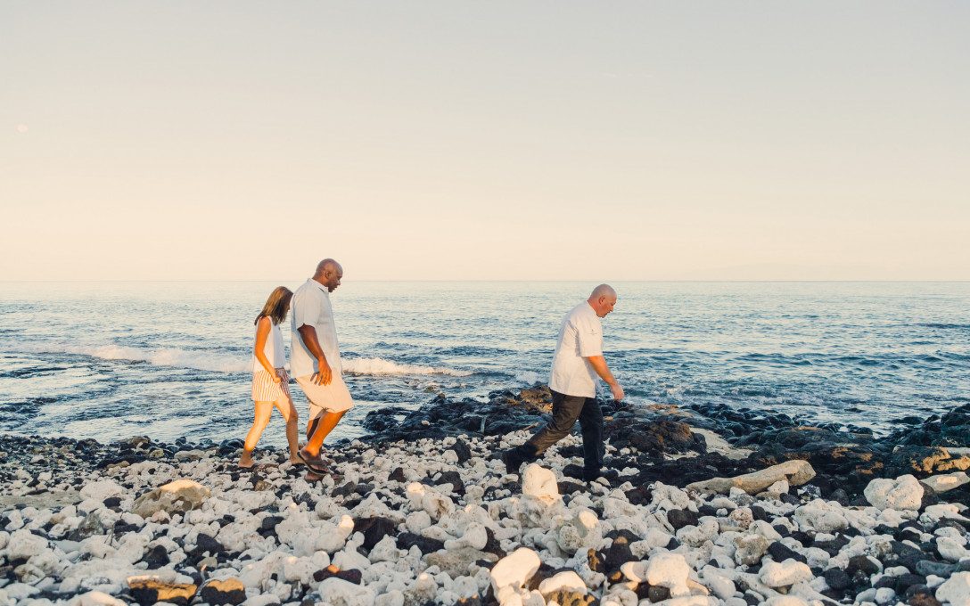 Salt of The Earth Experience at Four Seasons Hualalai