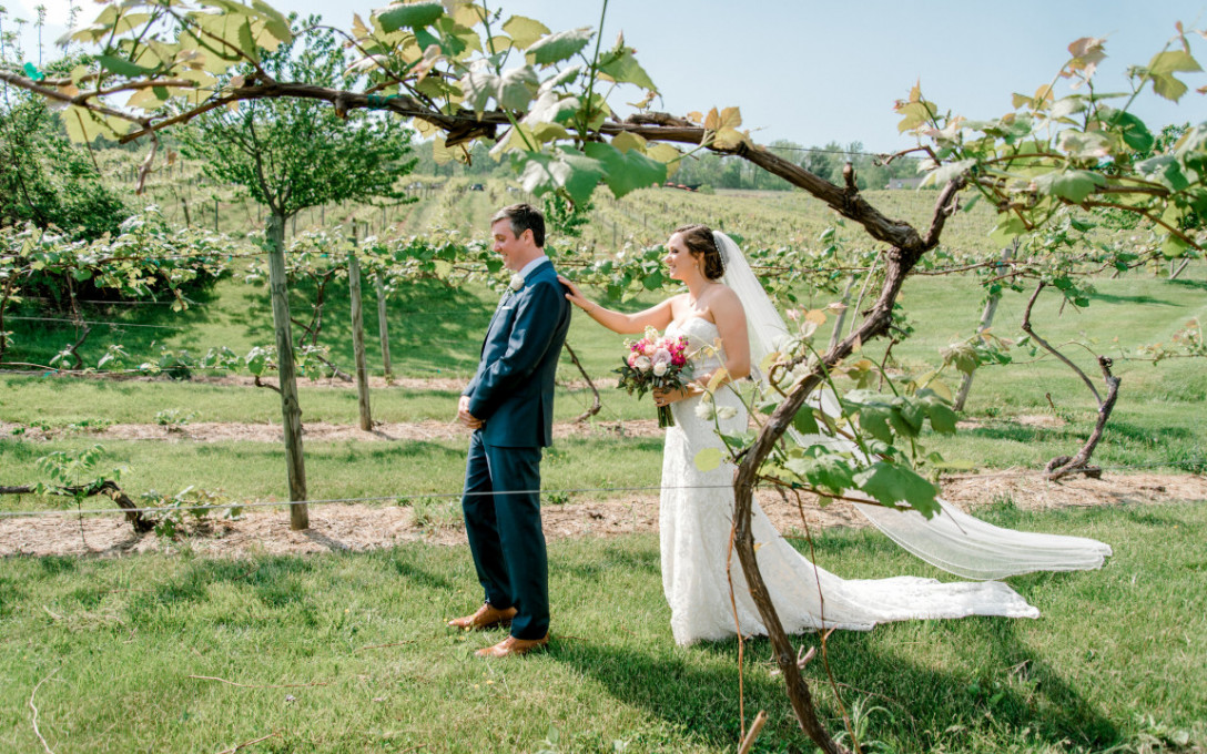 Complimentary Ceremony Package at The Stable at Bluemont Vineyard