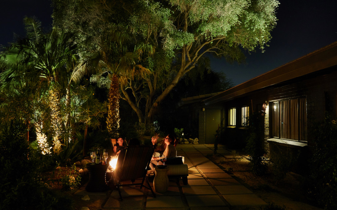 California Desert Girls Getaway at Two Bunch Palms