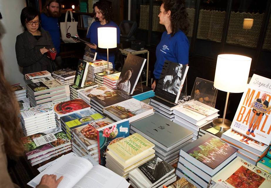 Food Book Fair LA, March 2-4, FREE