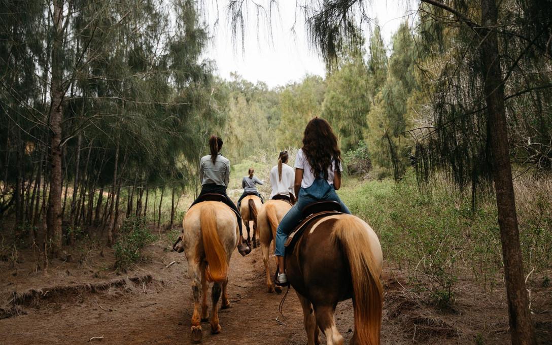 Lanai Equestrian Adventure