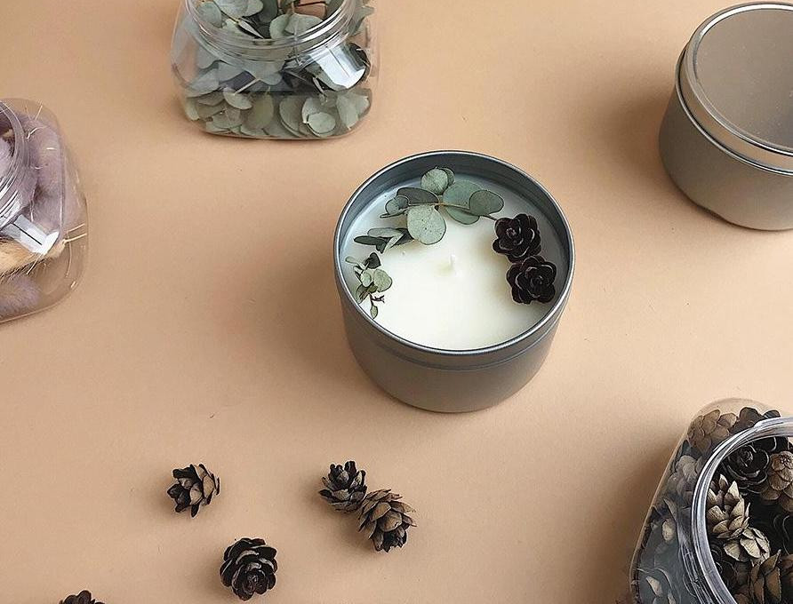 Candle Making Workshop with The Awesome Candle, February 3rd, 2-5pm