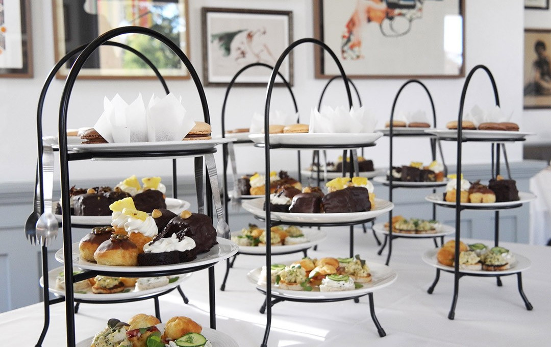 Afternoon Tea: Every Saturday & Sunday, 3-5pm
