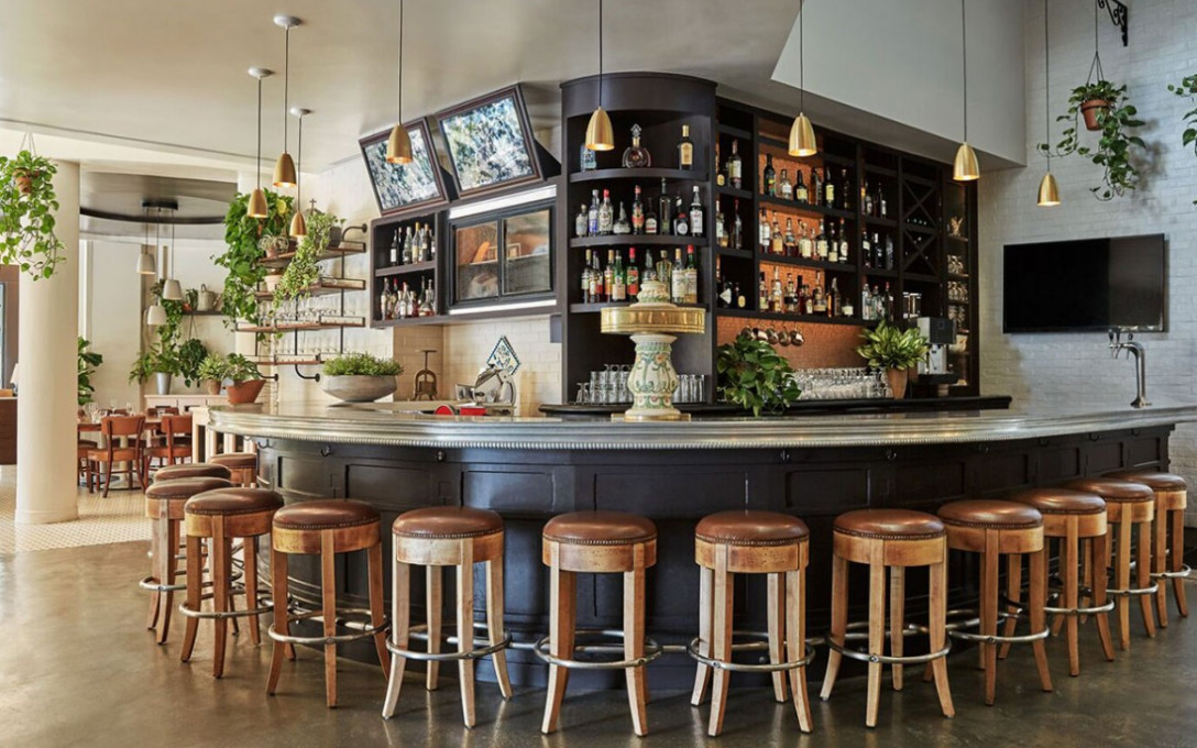 Special Cocktails + Mediterranean Dishes for Valentine's Day, February 14th