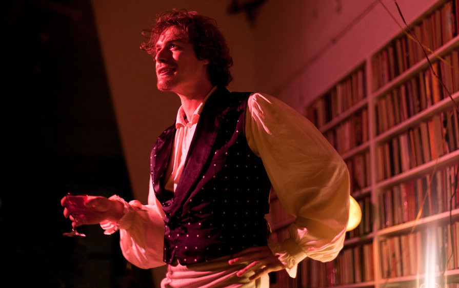 """Valmora Productions Presents Howard Brenton's """"Bloody Poetry"""", August 4-7, FREE"""