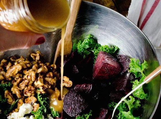 Soup + Salad   For Vegetarians, October 17th, $135