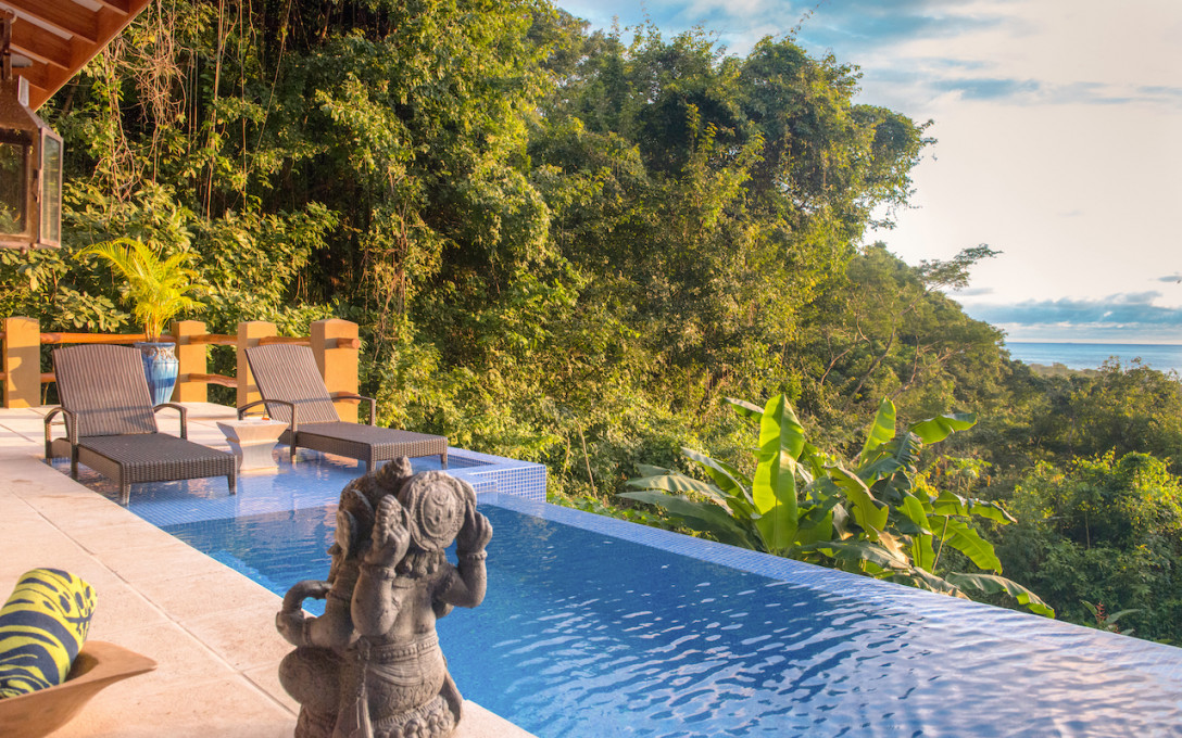 For All Things Romance at Casa Chameleon Mal Pais