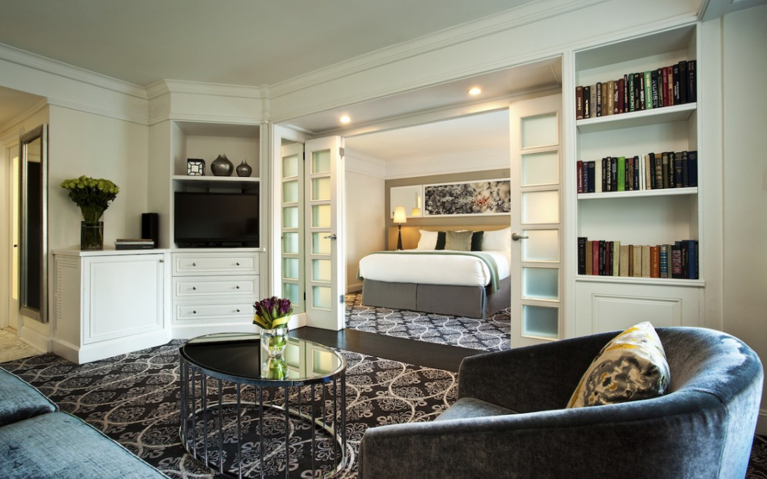 A Suite Deal at Loews Regency New York