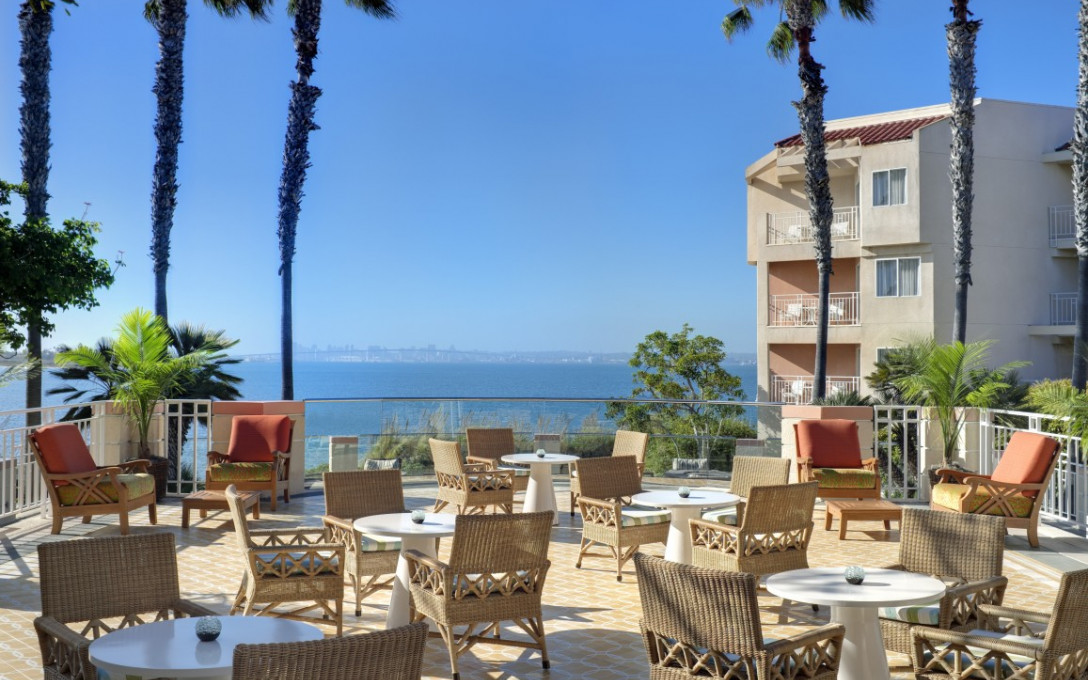 Bed & Breakfast at Loews Coronado Bay Resort