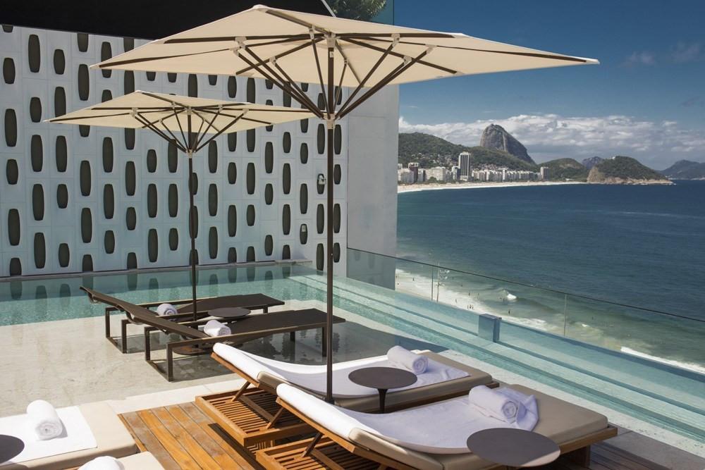 Spend NYE at Emiliano Rio De Janeiro and enjoy  luxurious amenities!