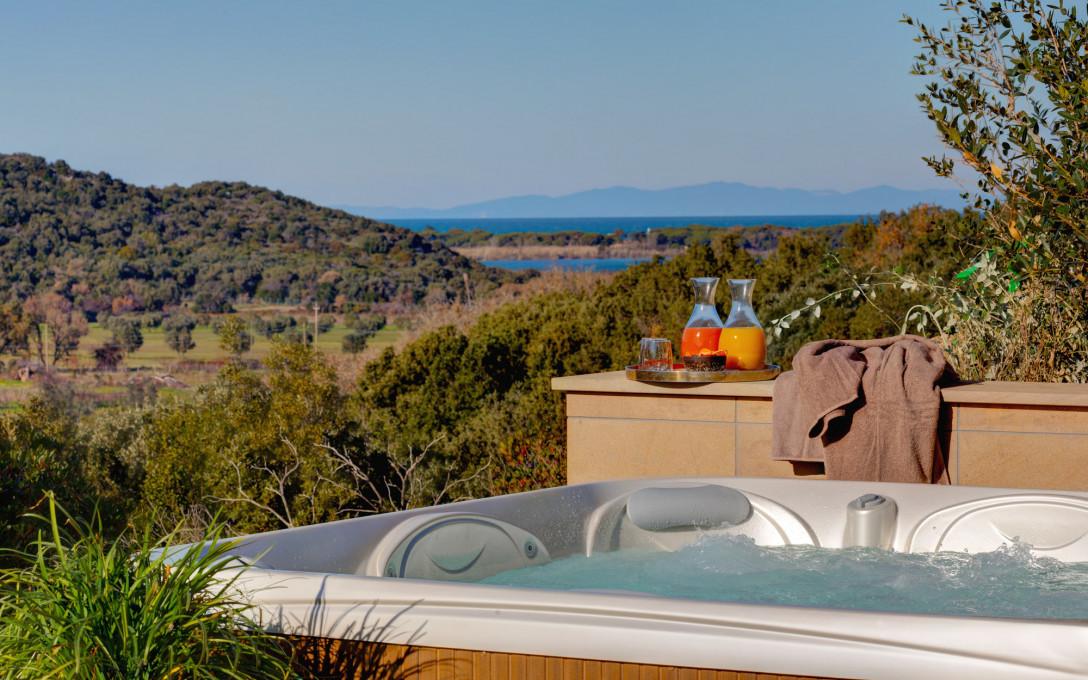 5 Villa Vacation in Tuscany at Argentario Golf Resort & Spa