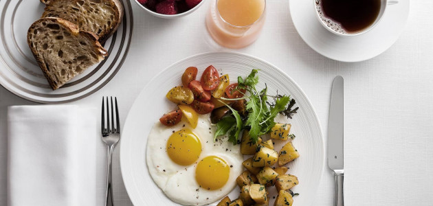 Bed & Breakfast at Four Seasons Resort Hualalai