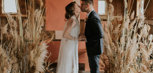 The Tiny Wedding Package at Zingerman's Cornman Farms