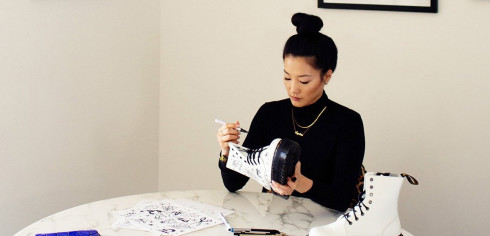 Creative Small Business Essentials with Sophia Chang at The LINE LA, November 16th