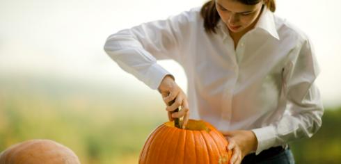 Halloween at Blackberry Farm, October 31st