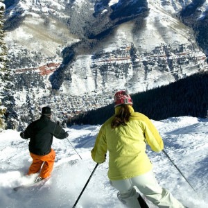 Ski Free in Aspen at Hotel Jerome