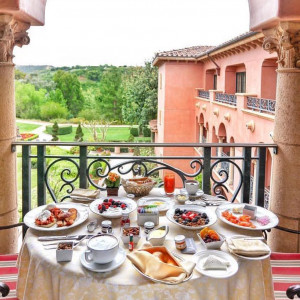 Rise & Shine Breakfast Package at Fairmont Grand Del Mar