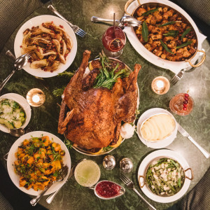 Thanksgiving at Cecconi's Dumbo
