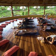 Yoga & Adventure at Kinkára, October 20th-25th, 2019