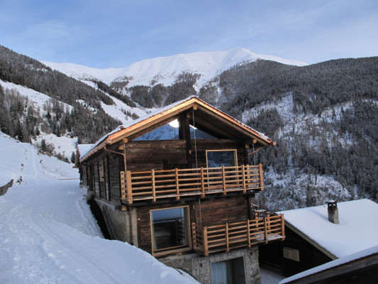 Wallis- Aostatal- Colle Lauson- Theodulpass - Klemens Bont