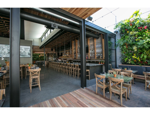 The Patio On Goldfinch Is A Member Of The Venue Report