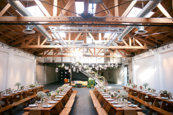 Lot Los Angeles California Venue Report - Picnic table rentals los angeles