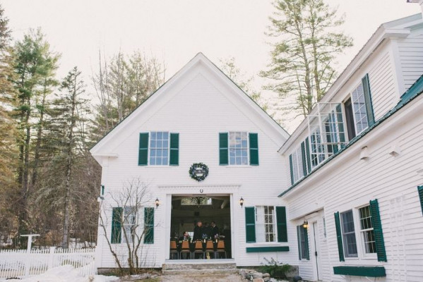 Hardy Farm Fryeburg Maine United States Venue Report