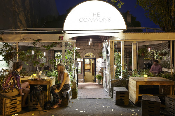 The Commons Local Eating House & Downtown Bar