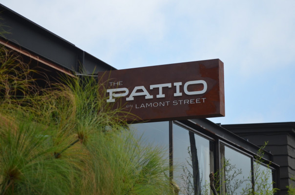 The Patio on Lamont Street