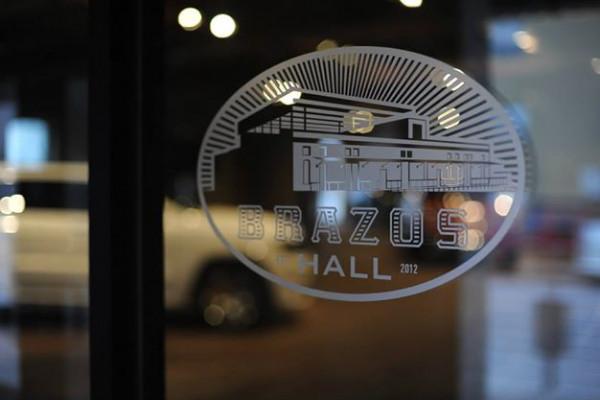 Brazos Hall