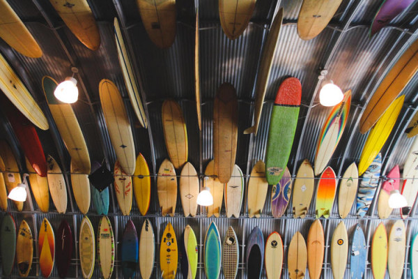 Bird's Surf Shed