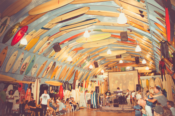 Bird's Surf Shed | Morena, San Diego, California, United