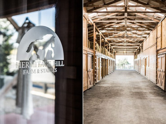 Hermitage Hill Farm and Stables