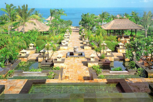 Ayana Resort And Spa Bali Bali Indonesia Venue Report