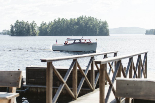 Migis Lodge on Sebago Lake