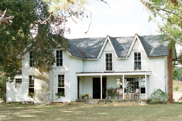 Hardy Chambers Farmhouse