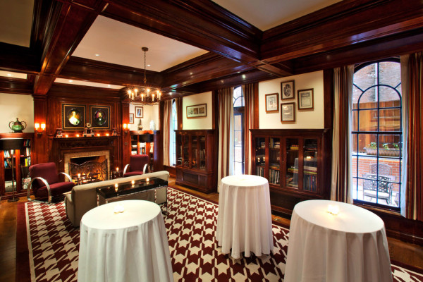 the lambs club new york new york venue report. Black Bedroom Furniture Sets. Home Design Ideas