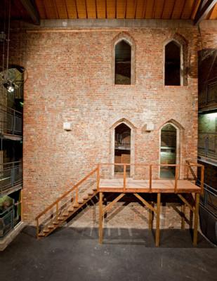 Smock Alley Theatre 1662