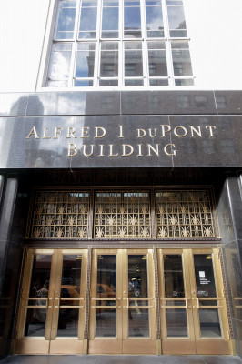 The Historic Alfred I. Dupont Building