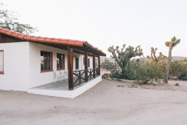 The Joshua Tree House