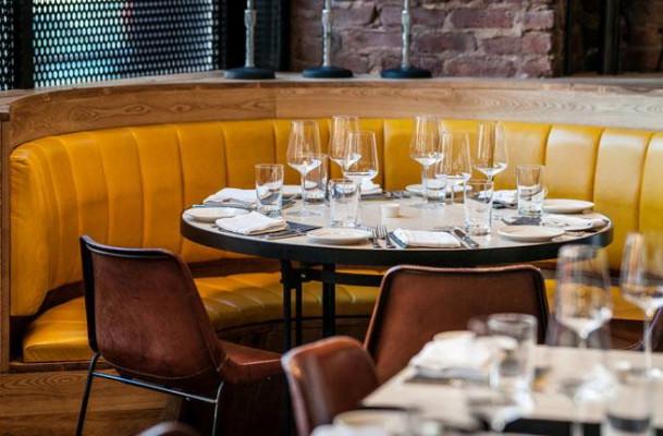 Charlie Bird Restaurant
