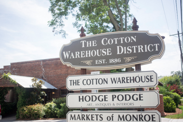The Cotton Warehouse